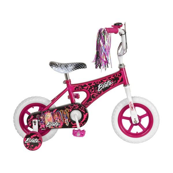 Bratz - 12 inch Pink Bike
