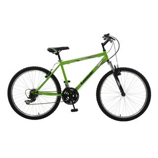 Kawasaki K26G Green Hardtail Bike