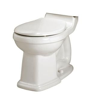 American Standard Portsmouth Champion Right-height Round Front Seatless Toilet Bowl