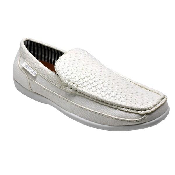 Akademiks Men's Slip-on Loafers
