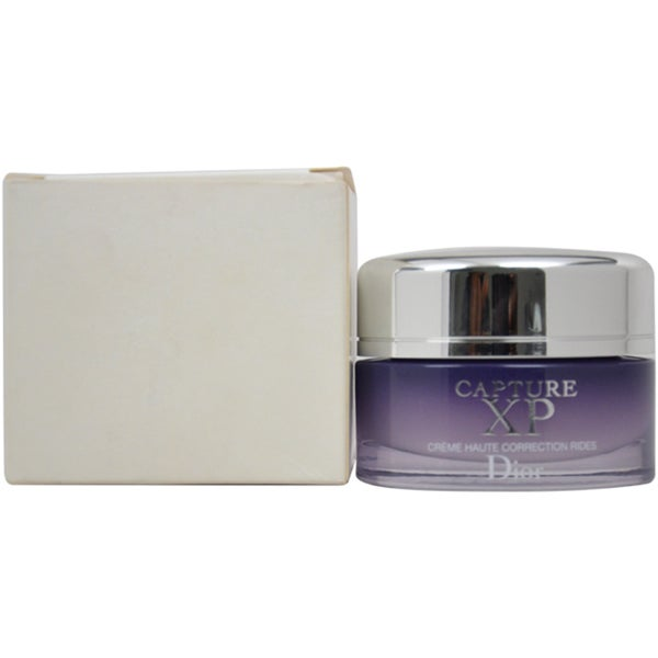 Christian Dior Capture XP Ultimate Wrinkle Correction Creme Normal To Combination Skin 1.7-ounce Cre