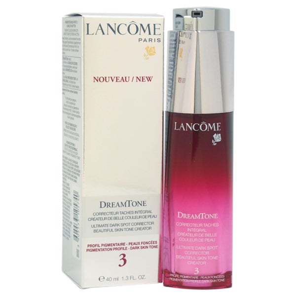 Lancome Dreamtone Ultimate Dark Spot Corrector Beautiful Skin Tone Creator # 3 Dark Skin Tone 1.3-ou