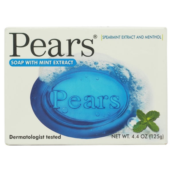 Pears Germ Shield 4.4-ounce Soap