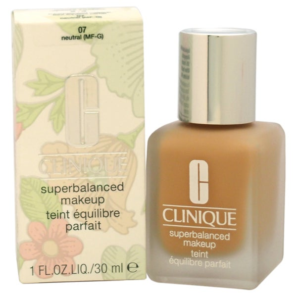 Clinique Superbalanced Makeup # 07 Neutral (MF-G) Normal To Oily Skin Foundation