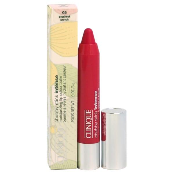 Clinique Chubby Stick Intense Moisturizing Lip Colour Balm # 05 Plushest Punch