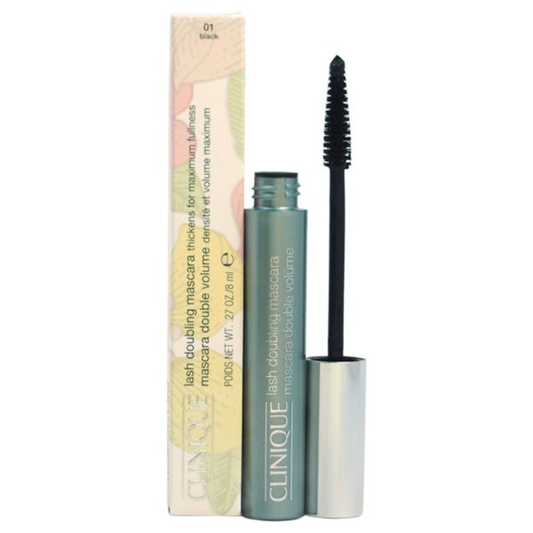 Clinique Lash Doubling # 01 Black Mascara