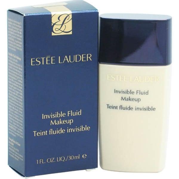 Estee Lauder Invisible Fluid Makeup 3CN1 Butternut All Skin Types