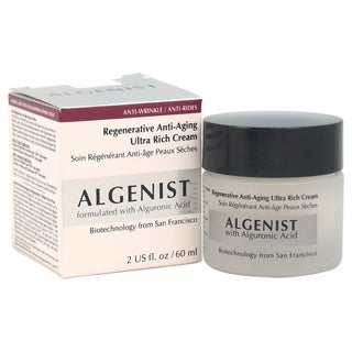 Algenist Regenerative Anti-Aging Ultra Rich Cream 2-ounce Moisturizer