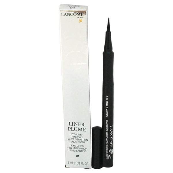 Lancome Liner Plume High Definition Long Lasting # 01 Noir Eye Liner