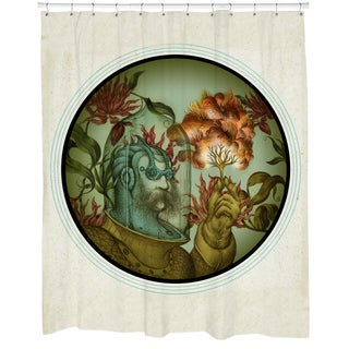 Calliope Shower Curtain