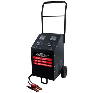 Speedway 200-100-40-20-2 Amp Battery Charger/ Starter