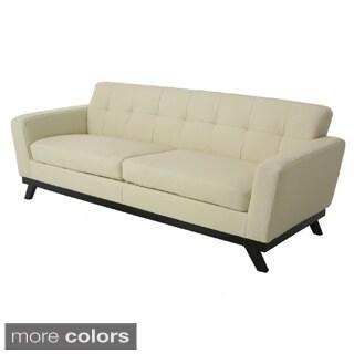 Qarchak Bonded Split Leather Sofa