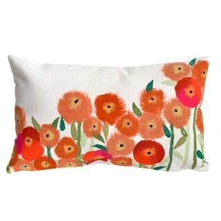 Field Indoor-Outdoor Decorative Throw Pillow
