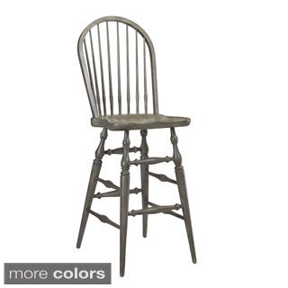 French Heritage Morlaine Ash Wood Bar Stool