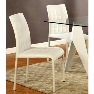 Chintaly Fielding Upholstered Dining Chairs (Set of 2)