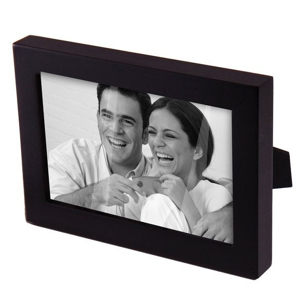 Adeco Black 4x6 Picture Frame