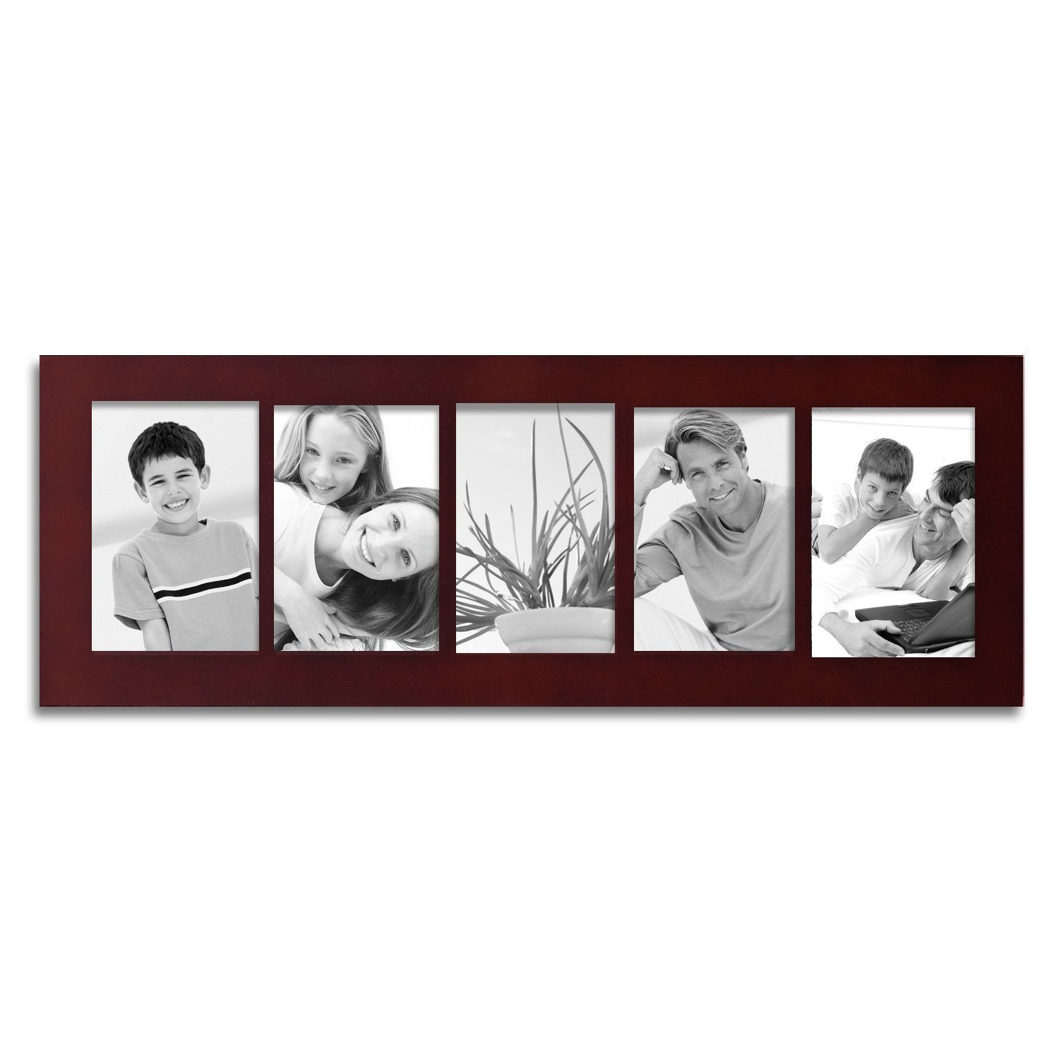 Collage 4x6 picture frame, multiple opening frame, multi 4x6 frame etsycom