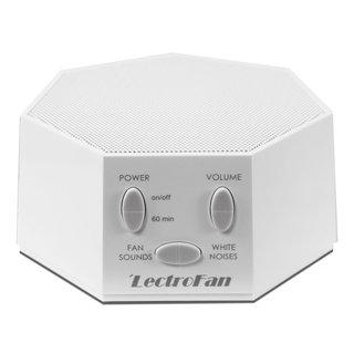 LectroFan Fan Sound and White Noise Machine