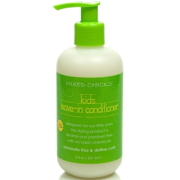 Mixed Chicks 8-ounce Leave-in Conditioner