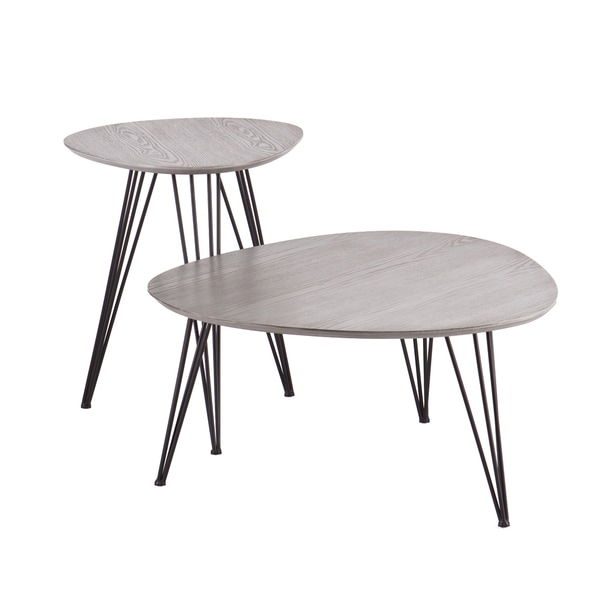 Holly and Martin Bannock 2pc Table Set