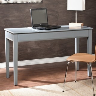 Harper Blvd Gray Wash Arielle Desk 17416432 Overstock