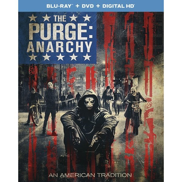 The Purge: Anarchy (Blu-ray/DVD) 13893496
