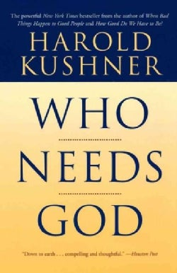 Who Needs God (Paperback)