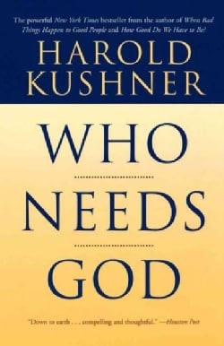 Who Needs God (Paperback)