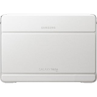 "Samsung EF-BP600BWEGUJ Carrying Case (Book Fold) for 10.1"" Tablet - W"