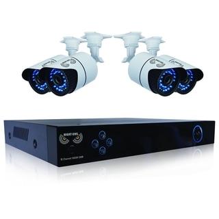 Night Owl B-X81-4 Video Surveillance System