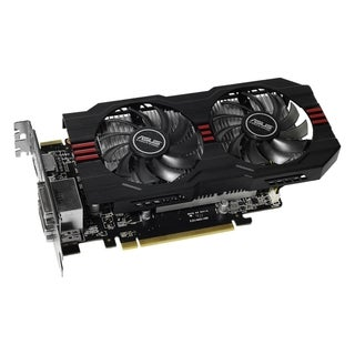 Asus R7260X-OC-2GD5 Radeon R7 260X Graphic Card - 1.08 GHz Core - 2 G