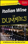 Italian Wine for Dummies (Paperback)
