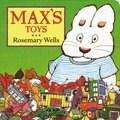 Max's Toys (Board book)