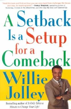 A Setback Is a Setup for a Comeback (Paperback)