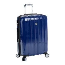Delsey Helium Aero 25in Exp. Spinner Trolley Cobalt Blue