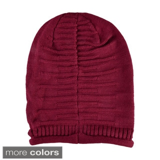 INSTEN Women's Free Size Winter Knit Beanie