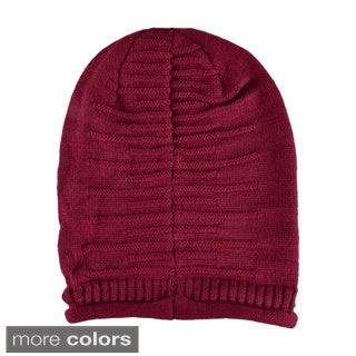 Zodaca Women's Winter Knit Beanie