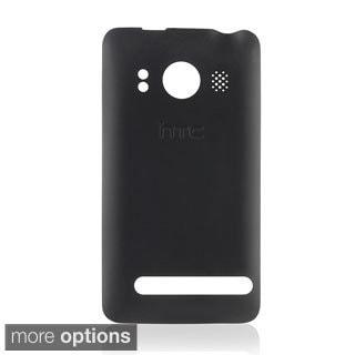 HTC EVO 4G Black OEM Original Back Up Replacement Battery Door (A)