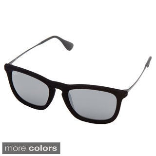 Ray-Ban Unisex 'Chris RB4187' Sunglasses