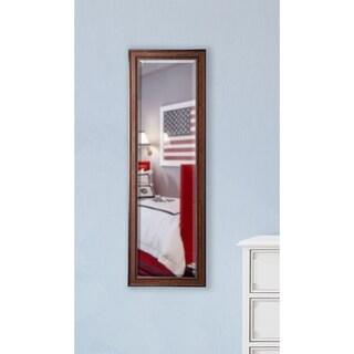 American Made Rayne Country Pine 19 x 58 Slender Body Mirror