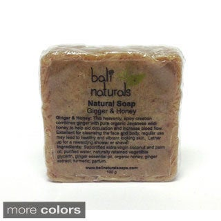Bali Naturals by Neda Behnam Natural Body Scrub 3.5-ounce Soap