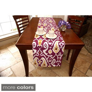 Ikat Table Runner (India)