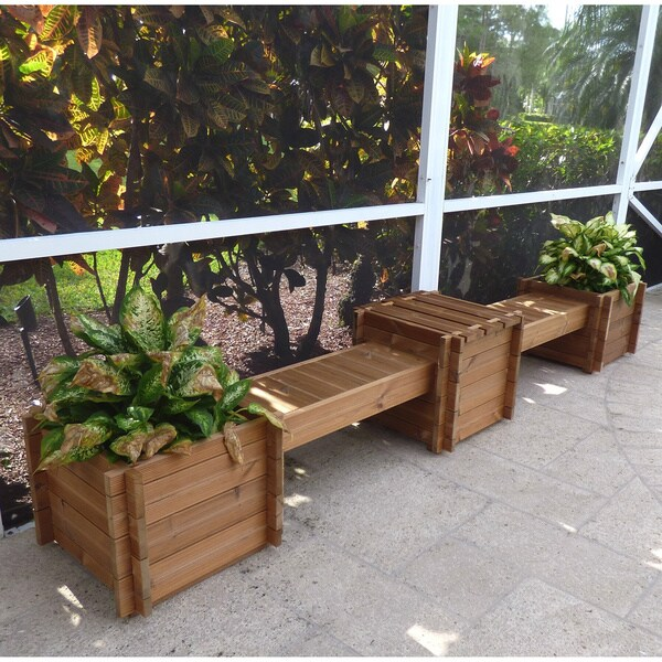 Thermod Contessa Planter Box Bench 16595503 Shopping Grea