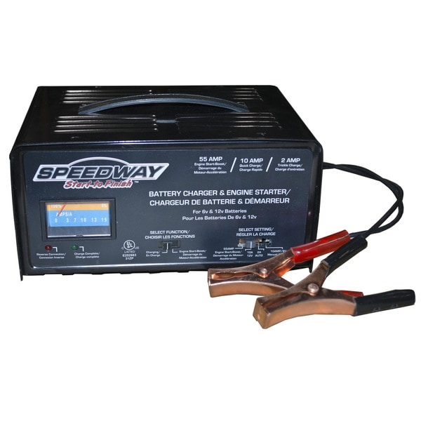 Speedway Battery Charger/ Starter