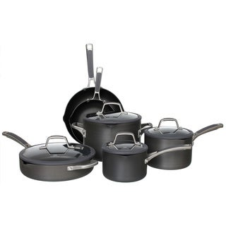 Simply Calphalon Easy System 10-piece Cookware Set