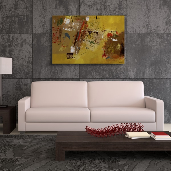 Laughter' Canvas Print Art