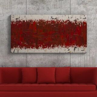 Ardent Love' Canvas Print Art