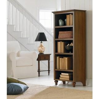 Chestnut Finish 5-shelf Bookcase