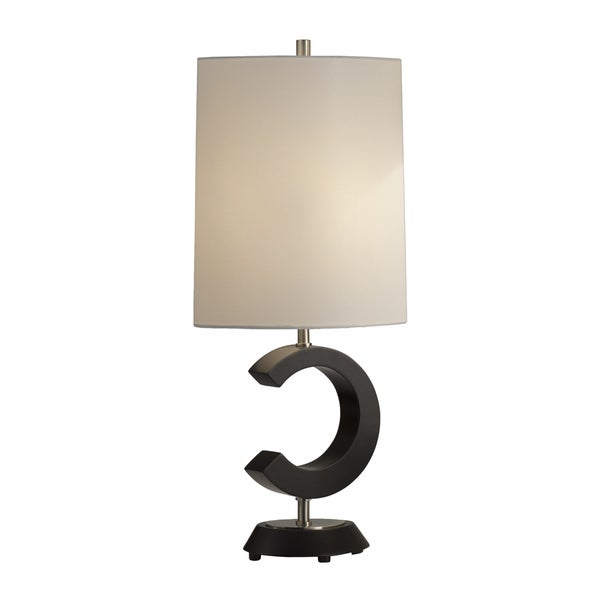 Nova Lighting Crescent Moon 1-light Table Lamp