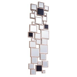 Christopher Knight Home Modern Geometric Squares Mirror